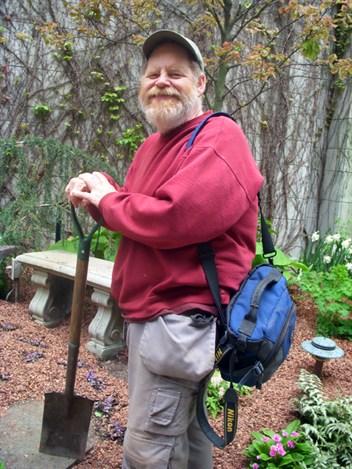 GardenAtoZ Press package Garden A to Z